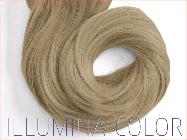 Процедура окрашивания illumina color wella professionals makeupmania