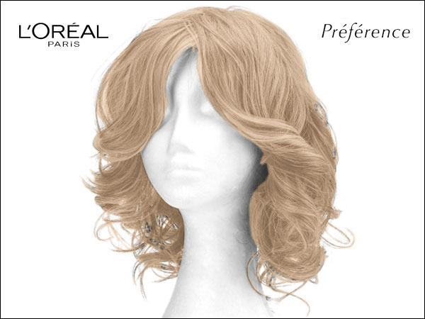 L'Oreal Preference 03