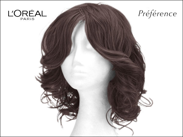 L'Oreal Preference 3