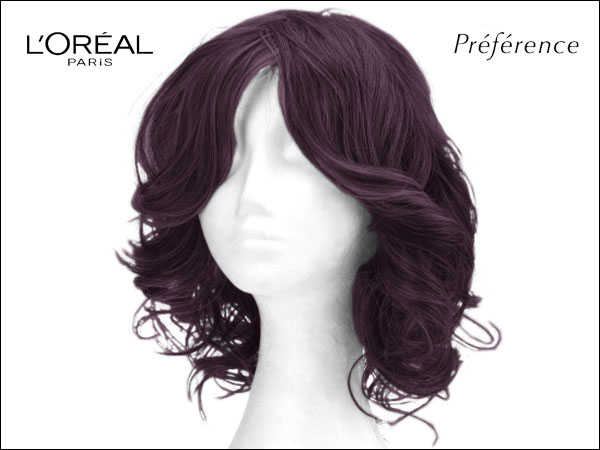 L'Oreal Preference 3.26