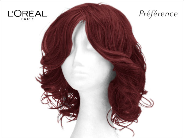 L'Oreal Preference 4.66
