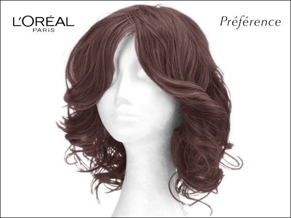 L'Oreal Preference 5.21