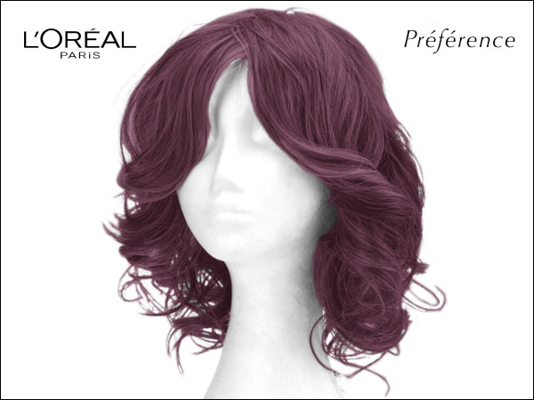 L'Oreal Preference 5.26