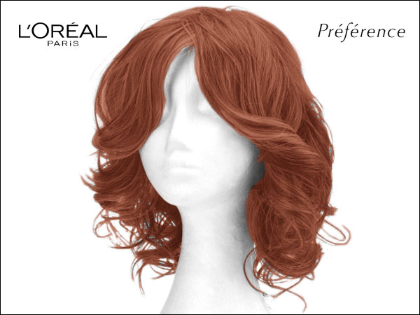 L'Oreal Preference 7.43