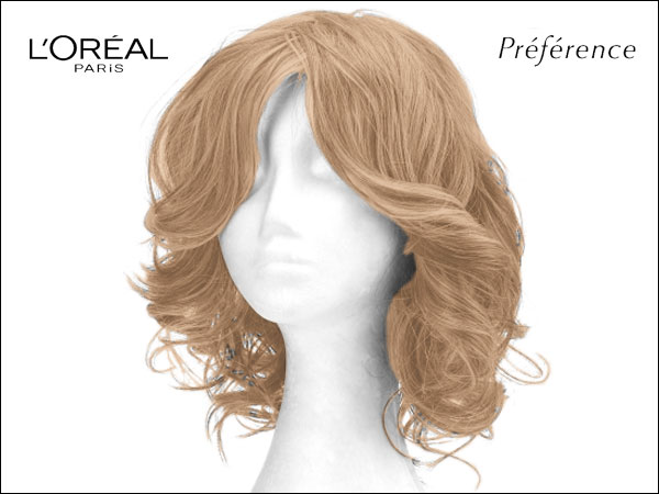 L'Oreal Preference 9.13